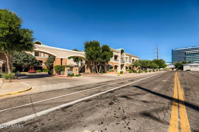 420 W 1ST Street #323, Tempe, AZ 85281 (MLS #6304159) :: Zolin Group