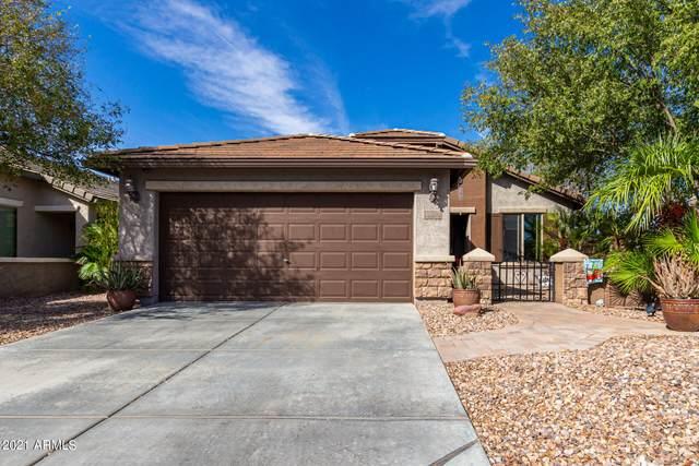 2900 N Monticello Drive, Florence, AZ 85132 (MLS #6304291) :: The Daniel Montez Real Estate Group