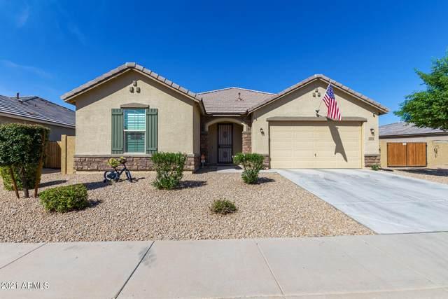 4216 W Magdalena Lane, Laveen, AZ 85339 (MLS #6304299) :: Elite Home Advisors