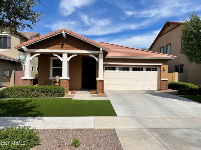 7436 E Olla Avenue, Mesa, AZ 85212 (MLS #6304382) :: Dijkstra & Co.