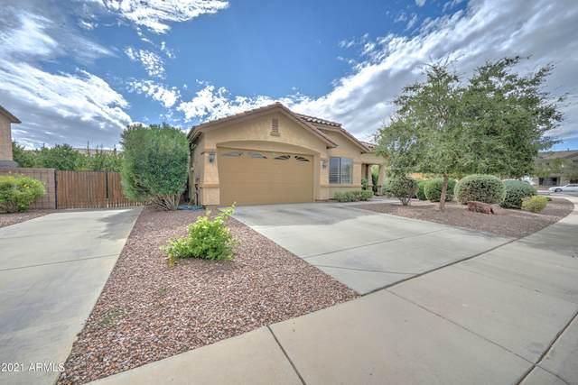 44545 W Vineyard Street, Maricopa, AZ 85139 (MLS #6304393) :: Elite Home Advisors