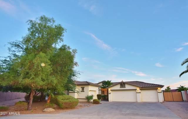 13113 W Solano Drive, Litchfield Park, AZ 85340 (MLS #6304394) :: Klaus Team Real Estate Solutions