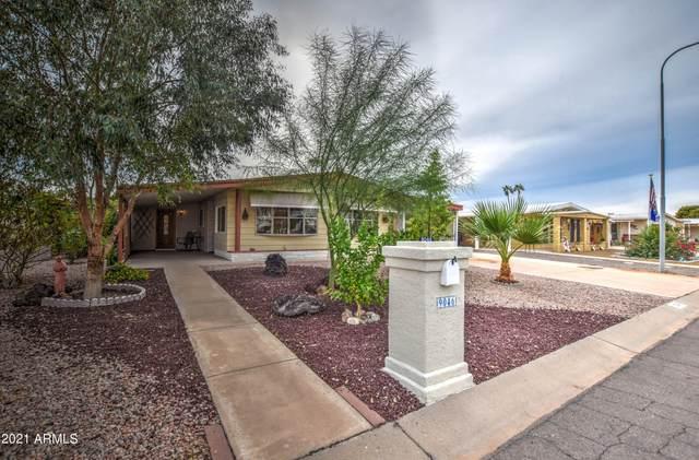 9046 E Olive Lane S, Sun Lakes, AZ 85248 (MLS #6304549) :: Yost Realty Group at RE/MAX Casa Grande