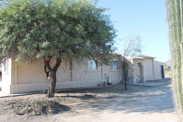 53861 W Badger Road, Maricopa, AZ 85139 (MLS #6304583) :: Howe Realty
