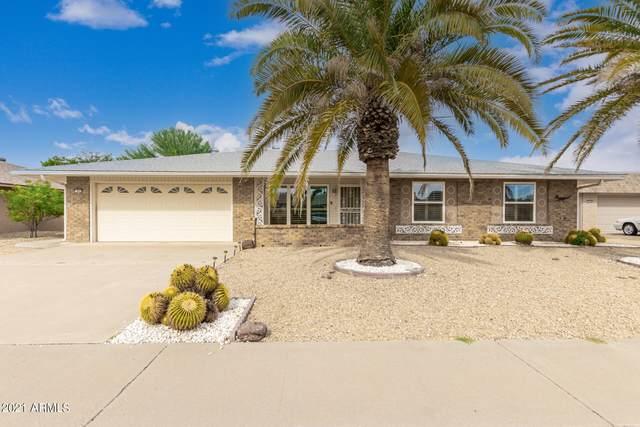 9450 W Rolling Hills Drive, Sun City, AZ 85351 (MLS #6304634) :: Klaus Team Real Estate Solutions