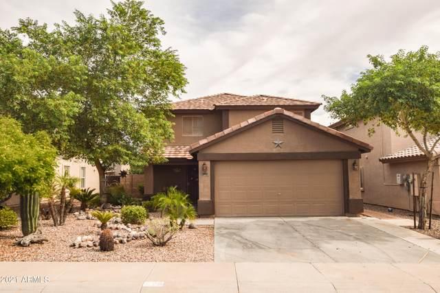 223 N 222ND Drive, Buckeye, AZ 85326 (MLS #6304682) :: Yost Realty Group at RE/MAX Casa Grande