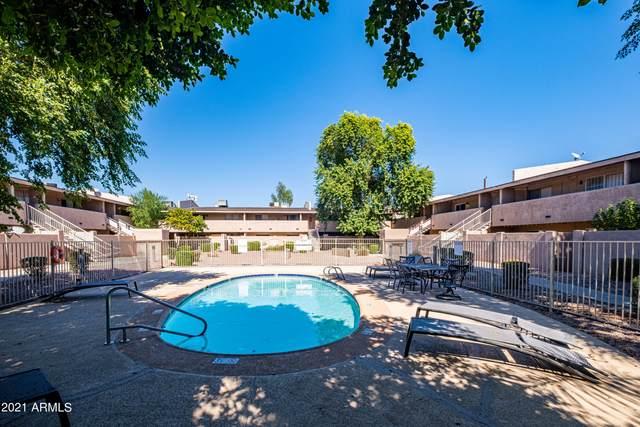810 E Colter Street #29, Phoenix, AZ 85014 (MLS #6304858) :: Elite Home Advisors