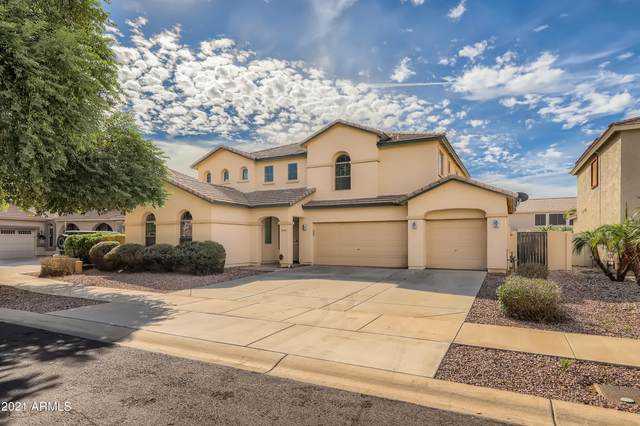 13627 W Calavar Road, Surprise, AZ 85379 (MLS #6304892) :: The Daniel Montez Real Estate Group