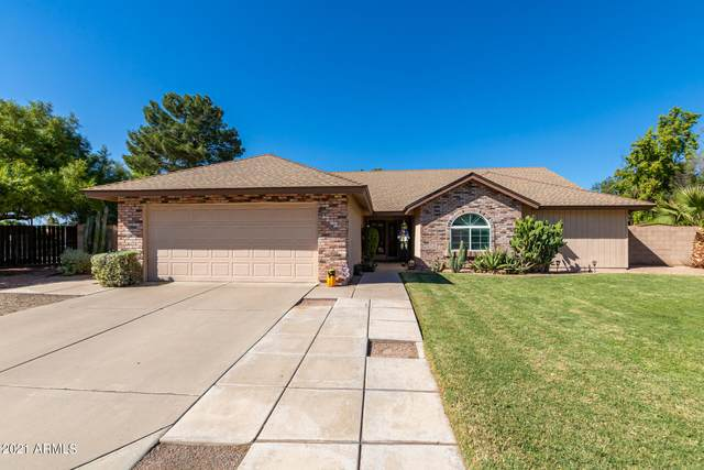 1232 N Kenneth Place, Chandler, AZ 85226 (MLS #6304981) :: Yost Realty Group at RE/MAX Casa Grande