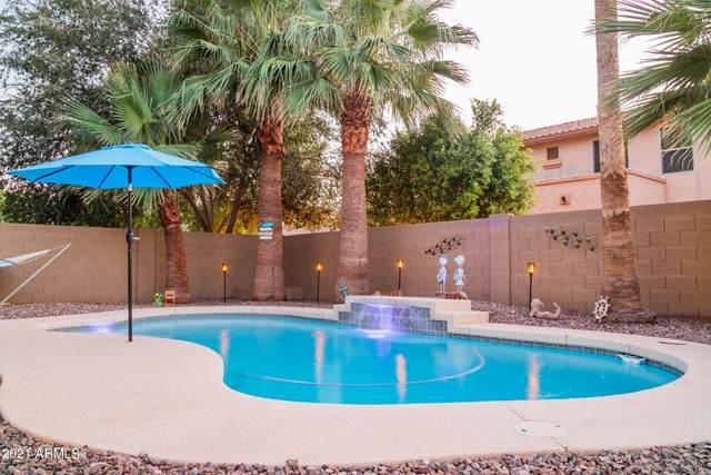 1322 S Tumbleweed Court, Chandler, AZ 85286 (MLS #6305023) :: Elite Home Advisors