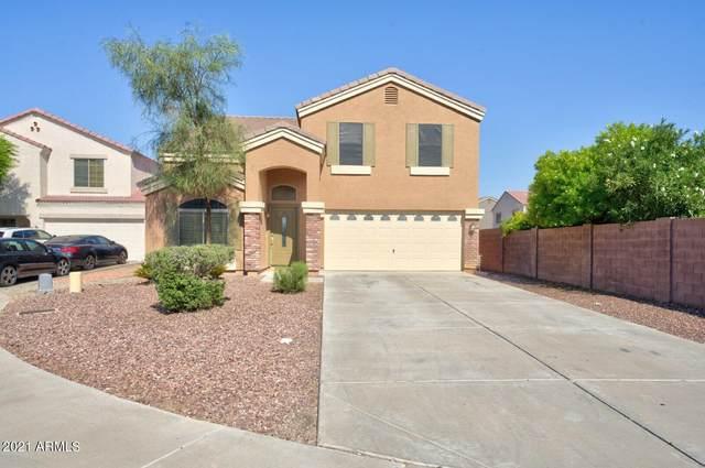 3215 S 87TH Avenue, Tolleson, AZ 85353 (MLS #6305169) :: Yost Realty Group at RE/MAX Casa Grande