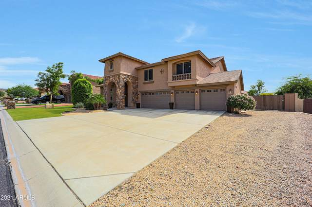 9585 W Keyser Drive, Peoria, AZ 85383 (MLS #6305220) :: Elite Home Advisors