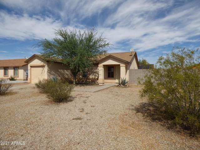 11404 W Lobo Drive, Arizona City, AZ 85123 (MLS #6305240) :: The Garcia Group