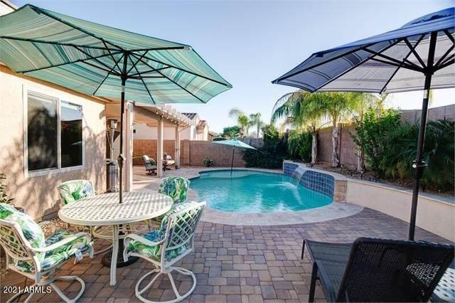 19716 N Canyon Whisper Drive, Surprise, AZ 85387 (MLS #6305248) :: Elite Home Advisors