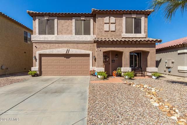 548 E Red Rock Trail, San Tan Valley, AZ 85143 (MLS #6305376) :: Elite Home Advisors