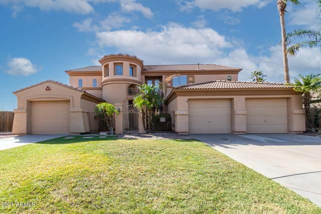 1520 S Sunnyvale Circle, Mesa, AZ 85206 (MLS #6305437) :: The Laughton Team