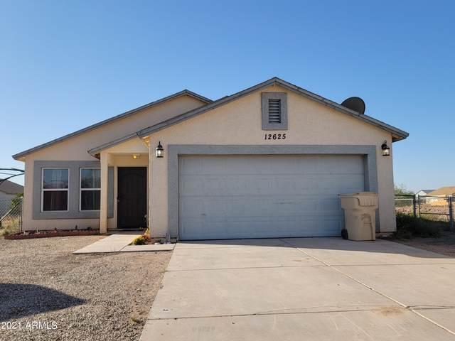 12625 W Cabrillo Drive, Arizona City, AZ 85123 (MLS #6305570) :: The Garcia Group