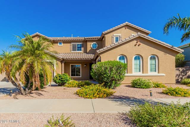18502 E Superstition Drive, Queen Creek, AZ 85142 (MLS #6305700) :: Yost Realty Group at RE/MAX Casa Grande