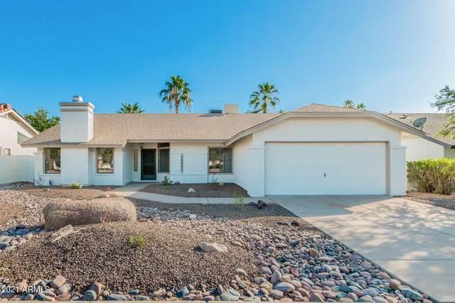 10897 E Clinton Street, Scottsdale, AZ 85259 (MLS #6305830) :: The Garcia Group