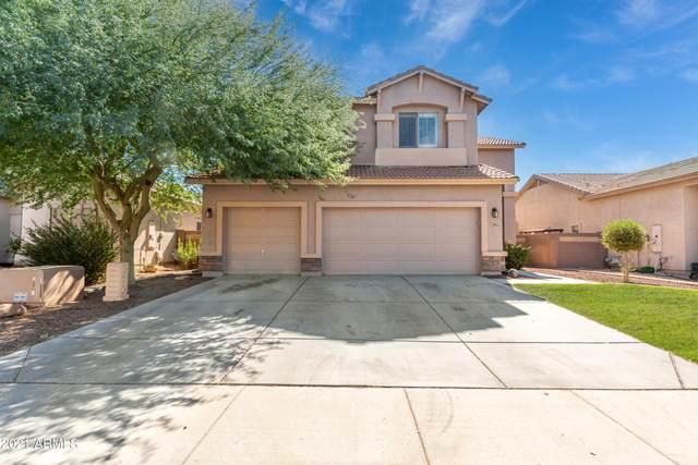29853 W Mitchell Avenue, Buckeye, AZ 85396 (MLS #6305872) :: Yost Realty Group at RE/MAX Casa Grande