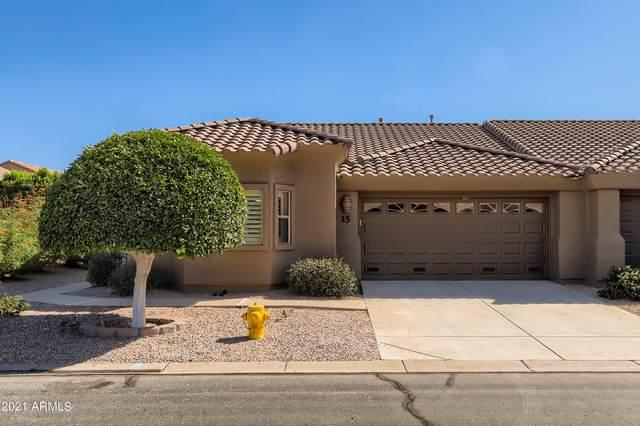 4202 E Broadway Road #15, Mesa, AZ 85206 (MLS #6305897) :: The Dobbins Team