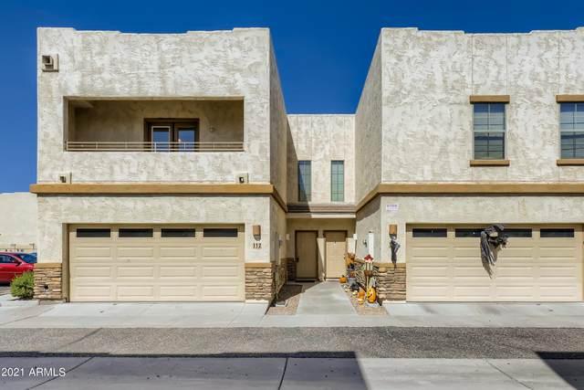 15818 N 25TH Street #112, Phoenix, AZ 85032 (MLS #6305916) :: Dijkstra & Co.