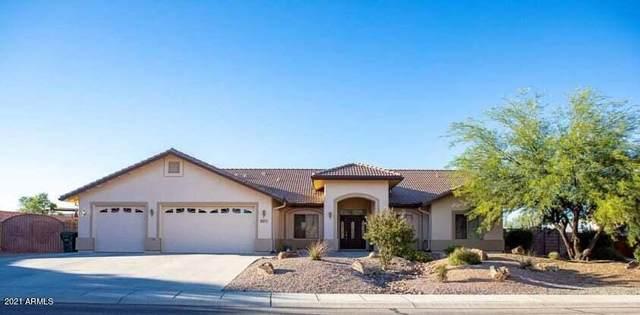 4571 San Miguel Street, Sierra Vista, AZ 85635 (MLS #6306048) :: Maison DeBlanc Real Estate