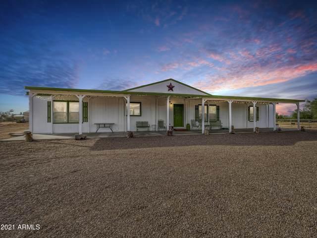 965 W Tepee Street, Apache Junction, AZ 85120 (MLS #6306260) :: West USA Realty