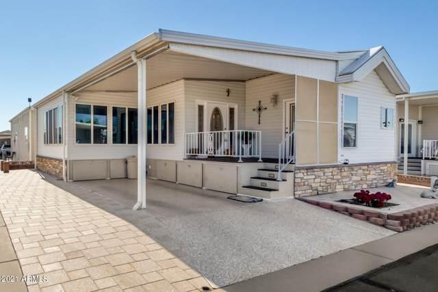 7750 E Broadway Road #624, Mesa, AZ 85208 (MLS #6306269) :: Elite Home Advisors