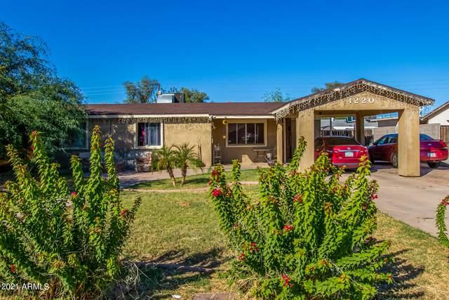 4220 N 74TH Drive, Phoenix, AZ 85033 (MLS #6306281) :: Yost Realty Group at RE/MAX Casa Grande