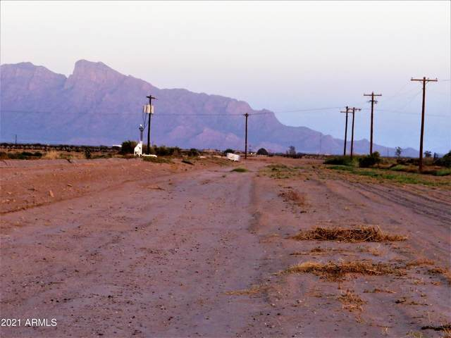 Toltec Valley West Lot 2, 41 Acres, Eloy, AZ 85131 (MLS #6306388) :: Keller Williams Realty Phoenix