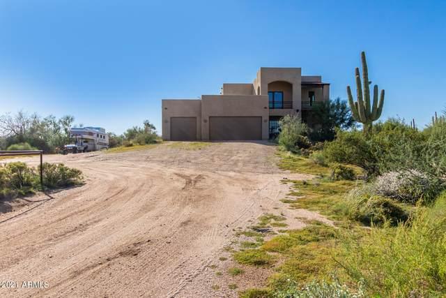 31106 N 161ST Place, Scottsdale, AZ 85262 (MLS #6306449) :: Elite Home Advisors