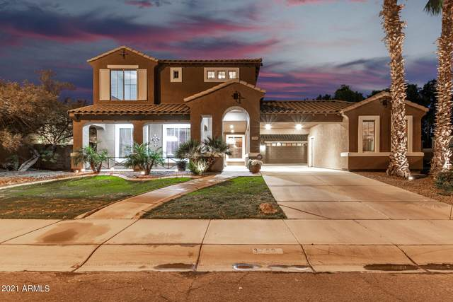 3759 E Fruitvale Avenue, Gilbert, AZ 85297 (MLS #6306501) :: Yost Realty Group at RE/MAX Casa Grande