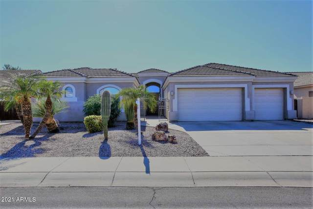 3449 E Cody Avenue, Gilbert, AZ 85234 (MLS #6306580) :: The Daniel Montez Real Estate Group