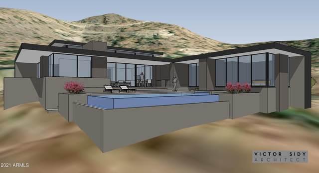 6205 E Hidden Canyon Road, Carefree, AZ 85377 (MLS #6306884) :: The Ellens Team