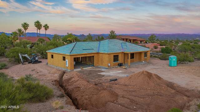 2050 W Highridge Road, Wickenburg, AZ 85390 (MLS #6307294) :: Elite Home Advisors