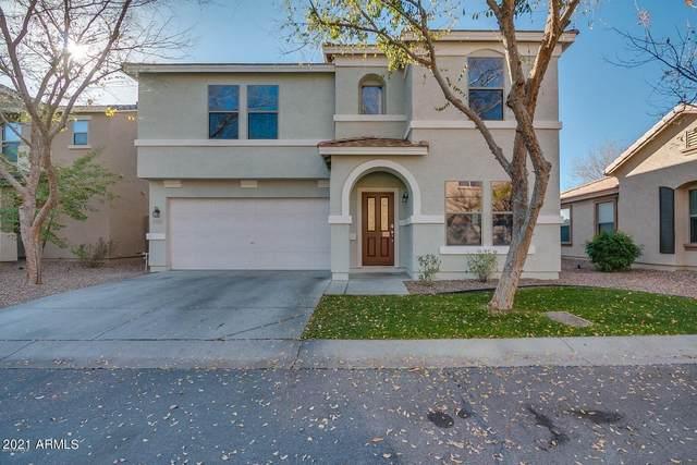 2161 S Luther, Mesa, AZ 85209 (MLS #6307299) :: The Laughton Team