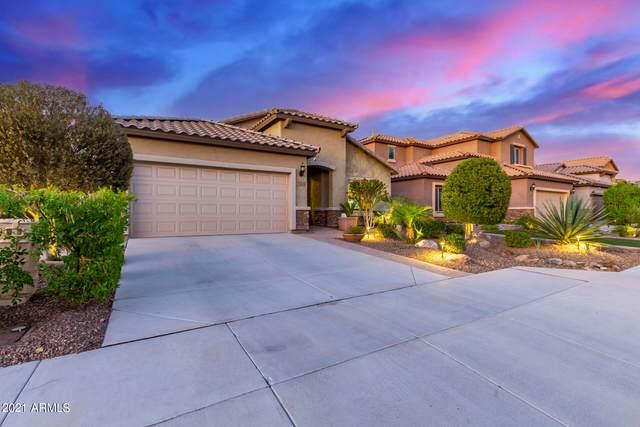 10834 W Swayback Pass, Peoria, AZ 85383 (MLS #6307382) :: Yost Realty Group at RE/MAX Casa Grande