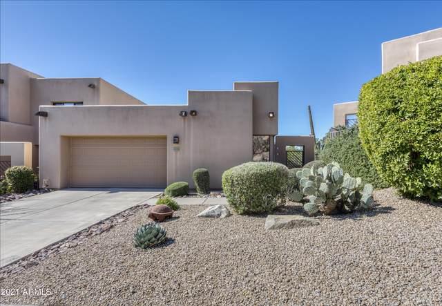 17025 E La Montana Drive #124, Fountain Hills, AZ 85268 (MLS #6307443) :: CANAM Realty Group
