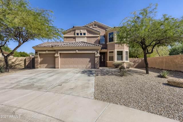9447 S 183RD Lane, Goodyear, AZ 85338 (MLS #6307456) :: Hurtado Homes Group