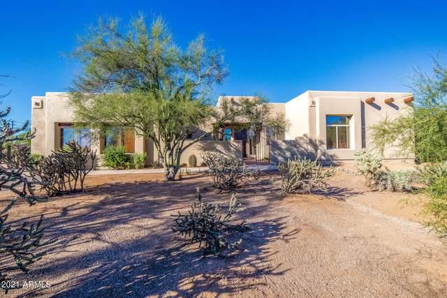 6610 E Barwick Drive, Cave Creek, AZ 85331 (MLS #6307500) :: RE/MAX Desert Showcase