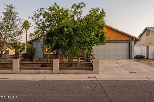 1655 E Saint Charles Avenue, Phoenix, AZ 85042 (MLS #6307605) :: The Laughton Team