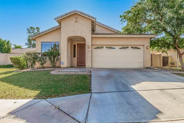 2523 E Fremont Road, Phoenix, AZ 85042 (MLS #6307608) :: The Laughton Team
