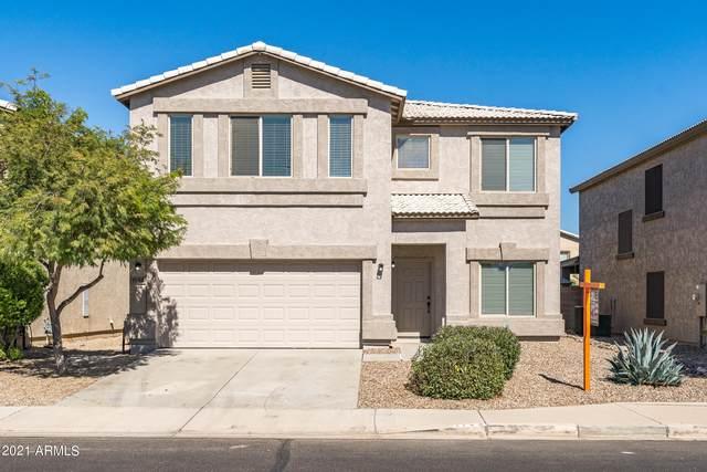 1144 E Desert Springs Way, San Tan Valley, AZ 85143 (MLS #6307708) :: Devor Real Estate Associates