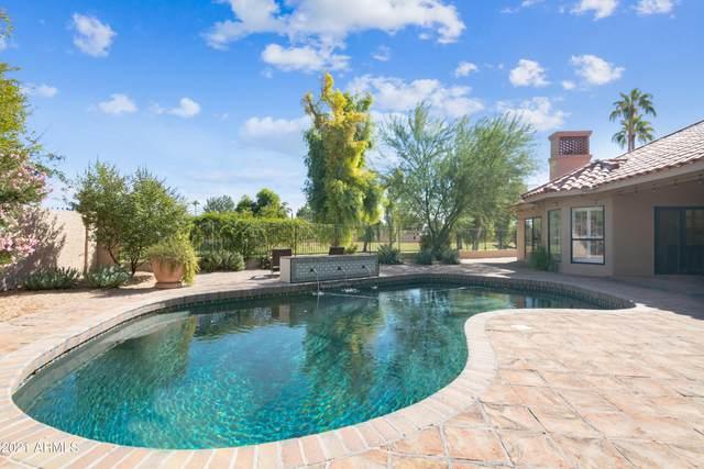 9407 N 87TH Street, Scottsdale, AZ 85258 (MLS #6307819) :: Maison DeBlanc Real Estate