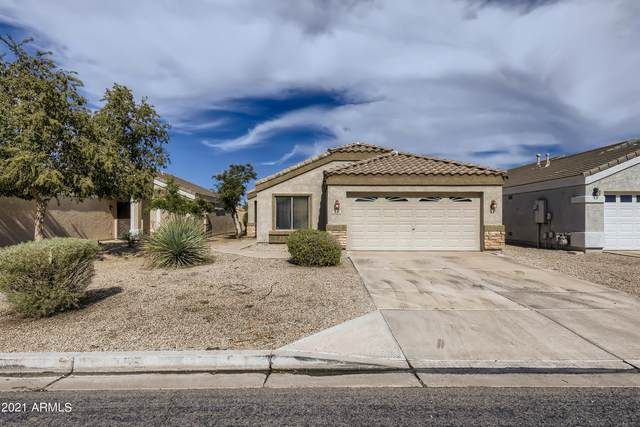 1026 E Christopher Street, San Tan Valley, AZ 85140 (MLS #6307917) :: D & R Realty LLC