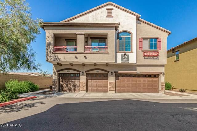 2725 E Mine Creek Road #1149, Phoenix, AZ 85024 (MLS #6307988) :: The Laughton Team