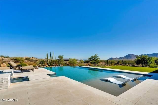 26639 N Boulder Lane, Scottsdale, AZ 85262 (MLS #6308026) :: The Luna Team