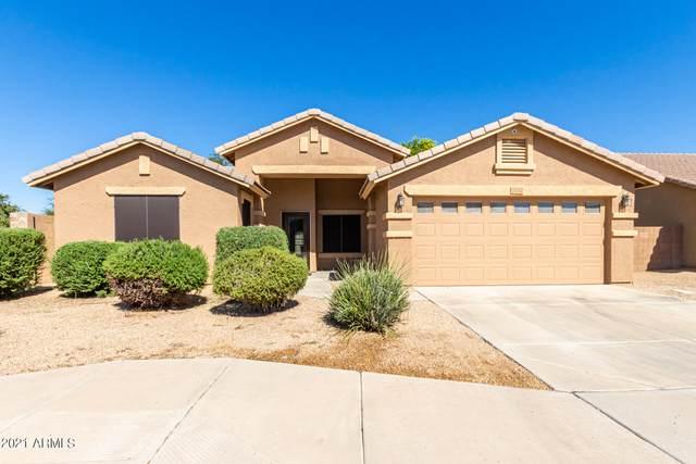 2020 W Hasan Drive, Phoenix, AZ 85041 (MLS #6308179) :: Elite Home Advisors