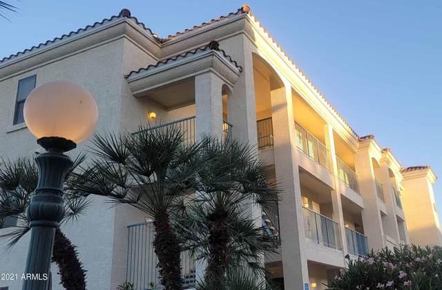 16715 E El Lago Boulevard #316, Fountain Hills, AZ 85268 (MLS #6308413) :: Arizona Home Group